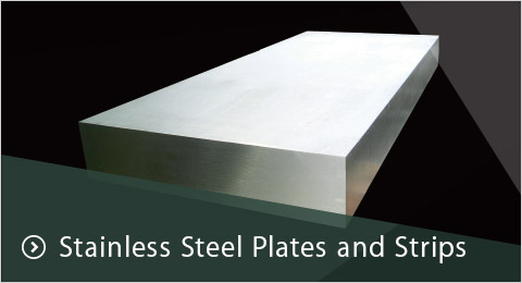 Stainless Steel Plates and Strips
